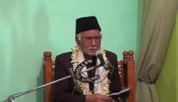 استاد سخن حضرت میر ابراہیم علی حامی کے انتقال پرملال پر مجمع علماء و خطباء حیدرآباد کا اظہار افسوس