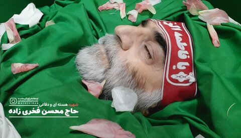 فیلم | انتشار صوت جدید از شهید محسن فخری زاده/ ما هم امید داریم روزی شهید شویم