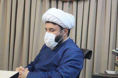 تصاویر/جلسه اعضای «یاوران سلامت» حوزه علمیه کردستان جهت هماهنگی های لازم برای حضور در بیمارستانهای استان