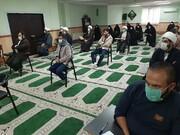 استقرار طلاب یاور سلامت در مراکز درمانی استان ایلام