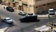 آلسعود مسجد شیعیان العوامیه را تخریب میکند