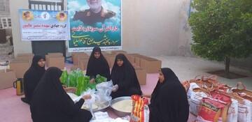 بانوانی که خدمت به محرومان را جهاد می دانند | راه اندازی کارگاههای مشاغل خانگی زنان بیسرپرست