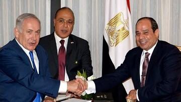 نتانیاهو برای دیدار رسمی با السیسی به مصر می رود