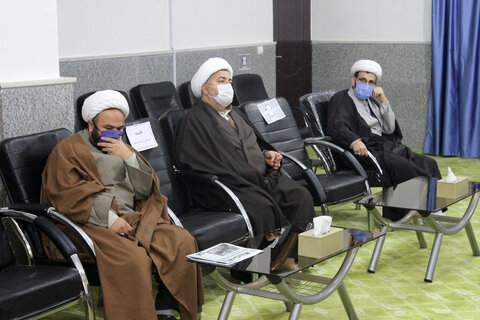 دیدار مدیران حوزه علمیه خراسان شمالی با نماینده ولی فقیه در استان