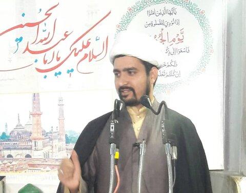 مولانا سراج حسین