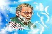 """اعطای نشان """"درجه یک نصر"""" به شهید فخریزاده از سوی رهبر انقلاب + فیلم"""