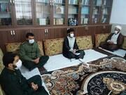 نیروهای جهادی در عرصه مبارزه با بیماری کرونا حماسه آفریدند