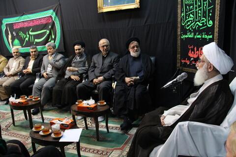 تصاویر آرشیوی از حجتالاسلام والمسلمین سید محمدعلی شهیدی