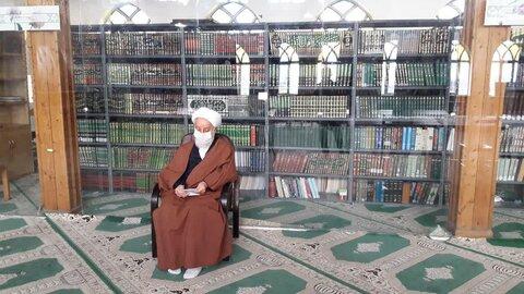 حجت الاسلام والمسلمین سلیمانی