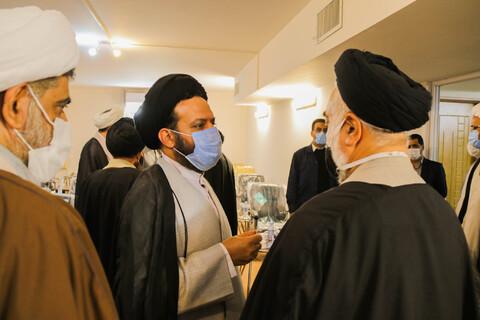 تصاویر/ نشست اساتید و نخبگان بسیجی حوزه علمیه اصفهان
