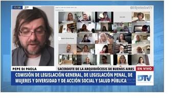 اعتراض کشیش آرژانتینی به تصویب پروژه سقط جنین در این کشور