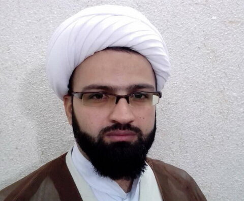 حجت الاسلام حسین واحدی، مشاور آموزشی مدرسه علمیه آیت الله ایروانی تهران