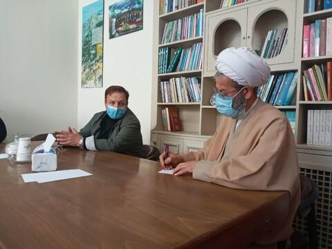 حجت الاسلام محمد حسن رستمیان