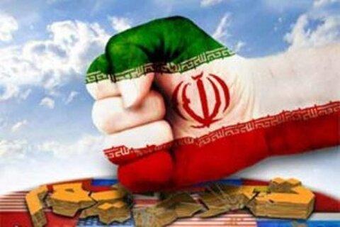 قدرت ایران در برابر آمریکا