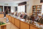 تصاویر/ نشست شورای آموزشی حوزه علمیه اصفهان