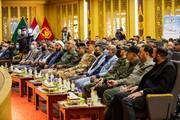 برگزاری همایش بسیج عتبات مقدسه در عراق