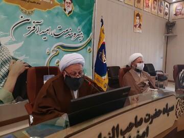 مسئول جدید دفتر شورای سیاستگذاری ائمه جمعه اصفهان معرفی شد
