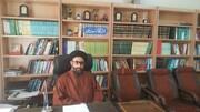 طلبه جهادگر کهگیلویه و بویراحمدی  رئیس قرارگاه جهادی امام حسین (ع) شد