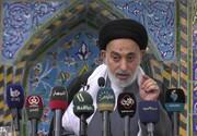 السيد القبانجي يحذر طالبان من الحاق الاذى بشيعة افغانستان