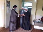 روحانیون جهادی کهگیلویه و بویراحمد تجلیل شدند + عکس