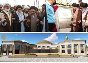 یک مسجد جدید در لاهور ساخته میشود
