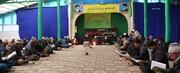 مراسم بزرگداشت آیت الله یزدی در کارگیل هند برگزار شد