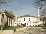 دولت بلژیک از به رسمیت شناختن مسجد جامع سر باز میزند