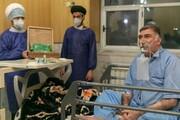 تصاویر/ حال و هوای کربلایی بیمارستان های یزد