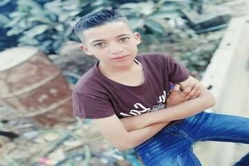 وزارت خارجه فلسطین خواهان پیگیری خون شهید ۱۳ ساله شد