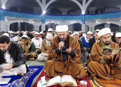 لاہور، آیت اللہ محمد تقی مصباح یزدی حفظہ اللہ کی صحتیابی کیلئے دعائے جوشن کبیر کا اہتمام
