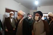 تصاویر/ بازدید نماینده ولی فقیه در  کردستان از مدرسه سفیران هدایت بیجار