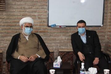 قدردانی رئیس دانشگاه علوم پزشکی از فعالیت های جهادی حوزه قزوین