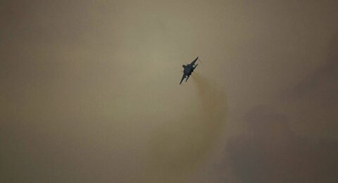 جنگنده اسرائیل