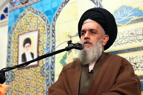 حجت الاسلام والمسلمین سید حسین مؤمنی