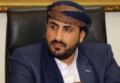 محمد عبد الاسلام سخنگوی انصارالله یمن