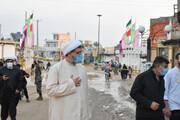 بازدید مدیرکل تبلیغات اسلامی بوشهر از مناطق سیلزده دشتستان+ تصاویر