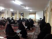 تصاویر/ دوره تخصصی مشاوره بالینی طلاب جهادی آذربایجان شرقی-۲