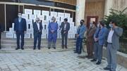 رزمایش احسان سلامت در بیمارستان جلیل یاسوج/ توزیع ۲۰ هزار بسته بهداشتی توسط ستاد اجرایی امام