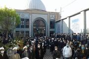 تصاویر/ انزجار مردم انقلابی کرمانشاه از ماجرای « تکیه معاون الملک»