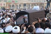 پیام مجمع نمایندگان طلاب استان همدان در سوگ آیت الله یزدی