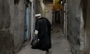 «مواسات و کمک مؤمنانه» طلاب مدرسه نواب در حاشیه مشهد