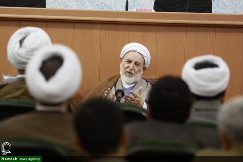 تقرير مصور عن الفقيد السعيد آية الله محمد اليزدي