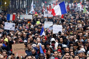 French Parliament considers 'internment camps' for Muslims