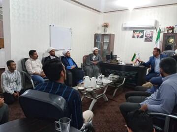 گزارشی از فعالیتهای مجمع طلاب و روحانیون شهرستان شوش