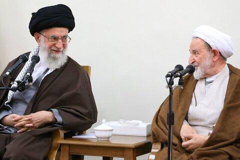 Imam Khamenei's message of condolences on the demise of Ayatollah Yazdi