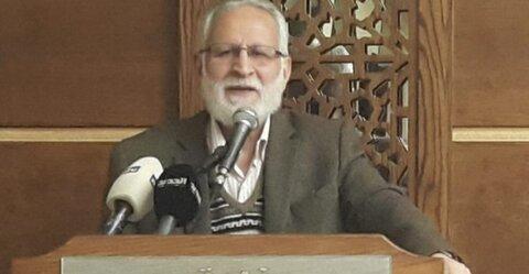 المستشار السياسي للامين العام لحزب الله حسين الموسوي