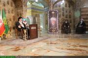 بالصور/ إقامة مجلس تأبين للمرحوم آية الله اليزدي في حرم السيدة فاطمة المعصومة عليها السلام بقم المقدسة