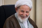 تشکر بیت مرحوم آیت الله یزدی از رهبر انقلاب، مراجع و اقشار مختلف مردم