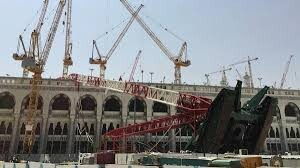 Saudi court acquits 13 in deadly Mecca crane crash
