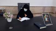 فعالیتهای جهادی طلاب مدرسه علمیه خواهران گلهدار در ایام کرونایی